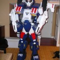 This is Just Cool – Someone Made A Robotech Cyclone Armor