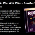 ROBOTECH: We Will Win – Limited Edition EP Music CD