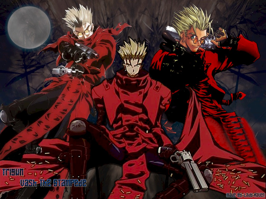 Trigun episode 1