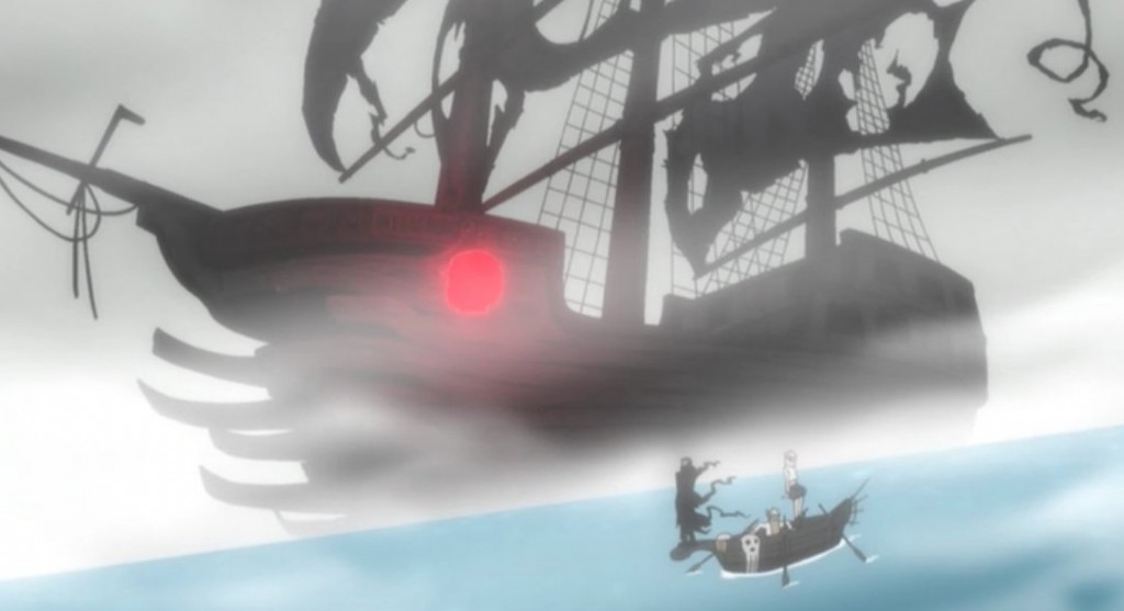 Soul Eater: Nidhog Sea Ship