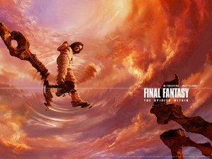 Final fantasy; the Spirits Within