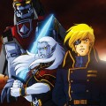 Robotech Voltron Crossover Comic by Dynamite Entertainment